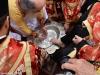 His Beatitude washing the feet of 12 Archimandrites