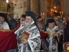 Three times litany around the Holy Sepulchre
