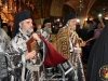 "The Archbishops carrying the silk ""corporal"" of Jesus"