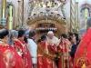 M. Rev. Archbishop Leon at the Divine Liturgy