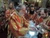 M. Rev. Metropolitan of Kapitolias at the Divine Liturgy