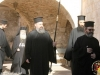 His Beatitude & Entourage going to the H. Church of Sts Constantine and Helen