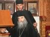 The choir leader of the Church Archimandrite Eusevios