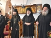 The Hagiotaphite Brotherhood at the Divine Liturgy