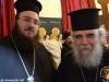 Geronda Secretary-General with Archimandrite Ieronymos