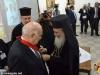 His Beatitude awarding a donator of the Cultural Centre