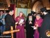 The Anglican Archbishop in Jerusalem M. Rev. Suheil Dawani at his address