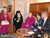 Reception at the Holy Sepulchre office