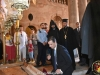 The Prime Minister of Romania Mr. Sorin Grindeanu visits the Church of the Resurrection