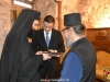 The Prime Minister of Romania visits the Office of the Holy Sepulchre