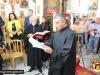 At the Paschal Divine Liturgy