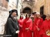 Fr. Philotheos and the Acre choir
