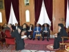 The members of the Cypriot Parliament Committee with His Beatitude