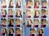The 23 Graduates of Class 2016-17 of Beit Sahour School