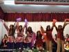 Dancing team of School students