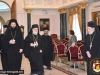Ascend of the Episcopal Entourage at the Patriarchate