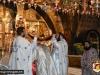 The Most Reverend Metropolitan of Kapitolias at the Divine Liturgy