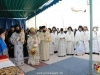 The Divine Liturgy officiated by the M. Rev. Archbishop Damascene of Joppa