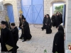 The H. Procession reaches the H. Monastery of the Men of Galilee