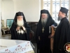 His Beatitude, Elder Archimandrite Anthimos & the Master of Ceremonies Archimandrite Bartholomew