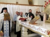 Reading the 1st Matins Gospel at the H.Monastery of the Men of Galilee