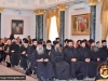 The visit of the H. Monastery of Vatopedion at the reception hall