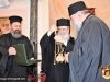 H.H.B. and the M. Rev. Metropolitan Athanasios at the exchange of gifts