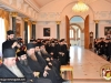 The visit of the H. Monastery of Vatopedion & the Metropolitans of Kalamaria and Limassol at the reception hall