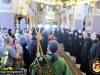His Beatitude's welcome at the Russian Church