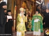 His Beatitude offering Patriarch Cyril a gift