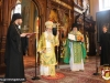 His Beatitude accepts a gift by His Beatitude the Patriarch Cyril of Moscow