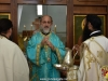 The M.Rev. Metropolitan of Helenoupolis at the Divine Liturgy