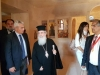 His Beatitude with Prof. Giagkos, new officio holder of the Ecumenical Patriarchate