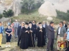 The visit of His Beatitude the Patriarch of Jerusalem in Cappadocia