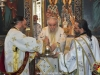 Archbishop of Constantina co-celebrating with His Beatitude