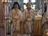 His Beatitude with Rev. Metropolitan of Helenoupolis at the Divine Liturgy