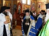 Arrival of H.B. at the Monastery of Sts Peter and Paul