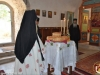 The blessing of bread in the H. Monastery of St. Modestos for the feast of St. Prokopios