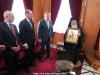 Mr. Kvirikashvili offers His Beatitude an icon