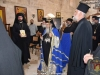 His Beatitude's entrance at the H. Church of Prophet Elijah in Maaloule