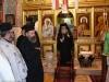 His Beatitude's visit a the H. Monastery of St. Panteleimon