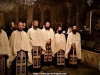 The Priests dressed at the Service