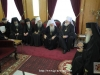 The meeting of His Beatitude with the ROCOR delegates