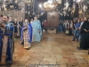 The Divine Liturgy at the Sacred Tomb of Theotokos