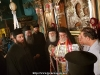 The Most Rev. Archbishops of Avela and Bozra and Dragouman Fr. Mattheos at the Metochion of Gethsemane