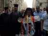The Most Rev. Archbishop of Avela carrying the Holy Icon on the Christian way