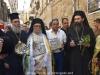 Archimandrite Kallistos with the Hegoumen of Gethsemane Archbishop Dorotheos
