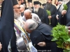 At Patriarchate str. His Beatitude venerates the sacred icon