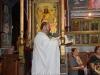 At the Divine Liturgy. The Gospel narrative in Arabic