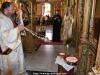 Memorial service in honour of St. John the Forerunner